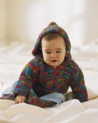 Our free knitting patterns help you make fun, fashionable baby gear.