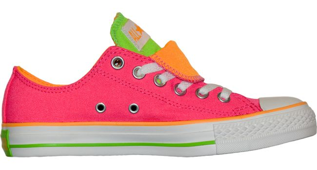 Moda Kulvar   Converse   Converse All Star   Converse All Star Neon Pink   I need these in my life.