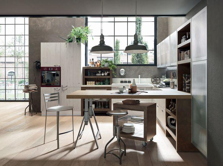 Ice & Sand Industrial Edition - Cucine Moderne - Cucine - Febal Casa