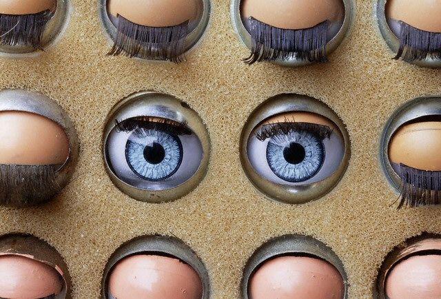 eyes looking at you