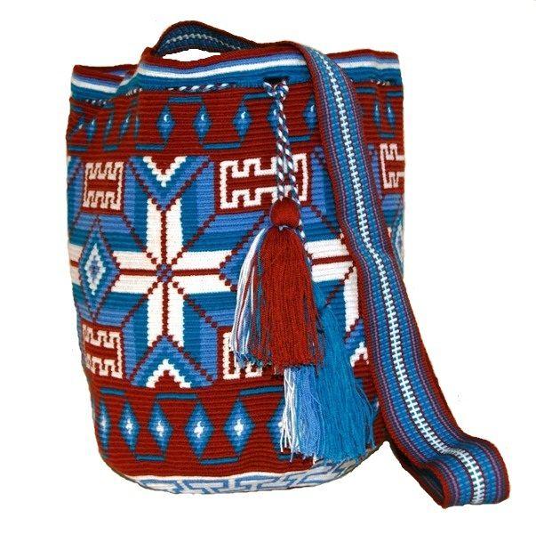 Wayuu One Thread Tribe Cross