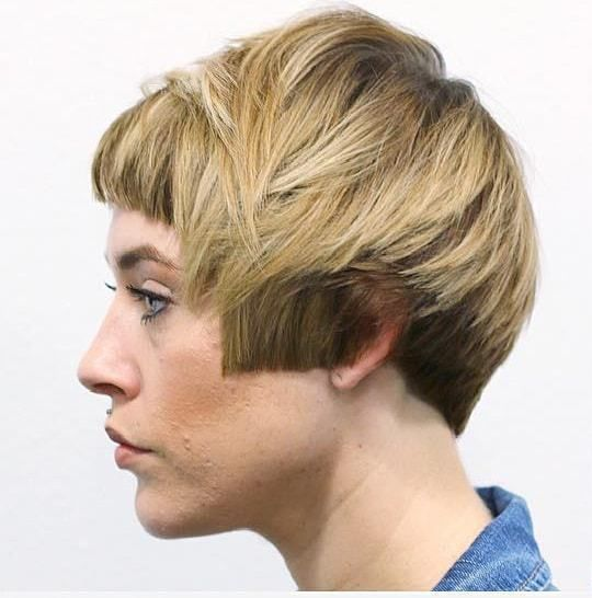 Pageboy Haircut And Hairstyles Ideas
