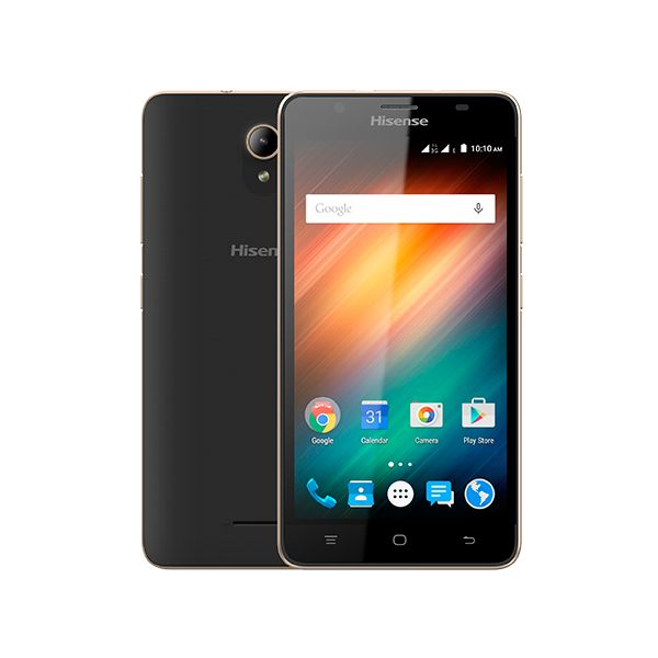 "TELÉFONO SMARTPHONE HISENSE U989 PRO Negro - Plata 5.5"" - QUADCORE - 16GB - 1GB - 13Mpx - 5Mpx - DUALSIM - Inside-Pc - Inusnet.com - Inside-Pc Baza"