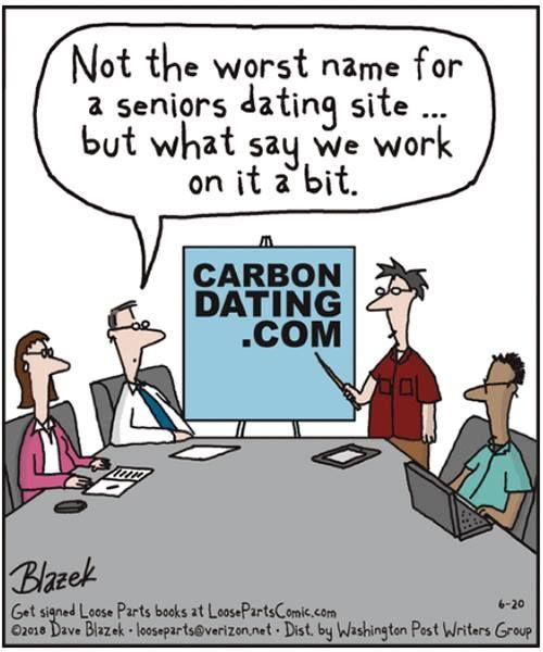 carbon dating websites
