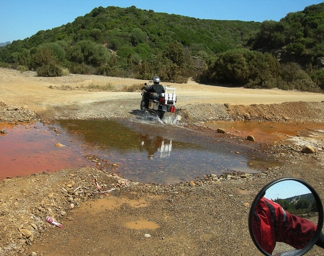 #Sardegna off road La costa verde e #Piscinas