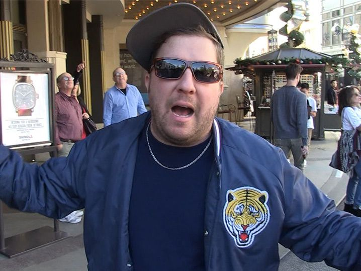 Nick Swardson Has Advice For Adrian Peterson ... Shut It Down, Bro (VIDEO)