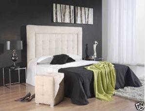 Principales 25 ideas incre bles sobre tapizado blanco en - Cabecero tapizado blanco ...