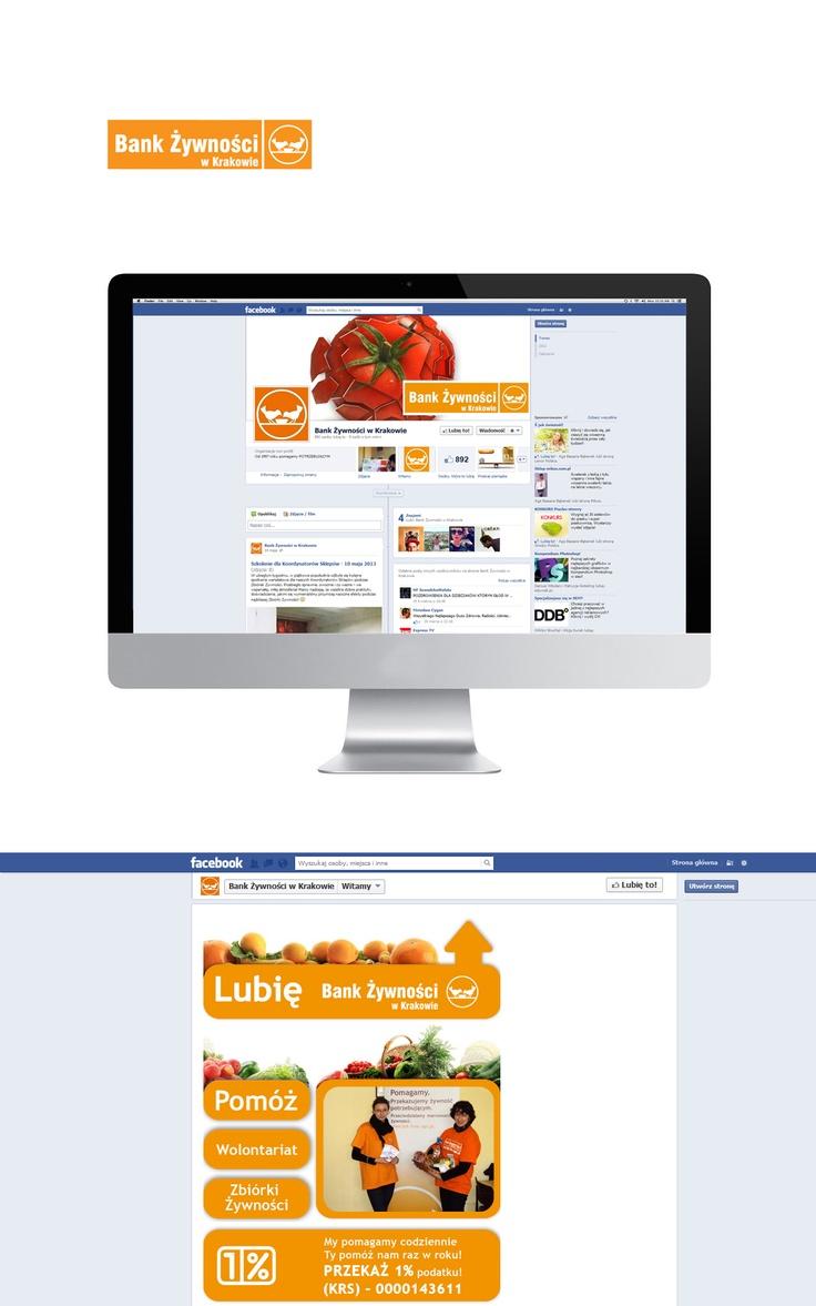 #website #application #Bank Żywności by #Admind Creative Agency