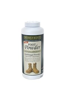 Ultra Force 8261 Military Antifungal Foot Powder | Buy Now at camouflage.ca