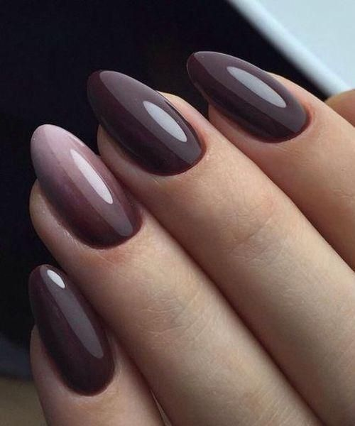 50+ Die besten Winter Nail Art Design-Ideen – matte Nägel