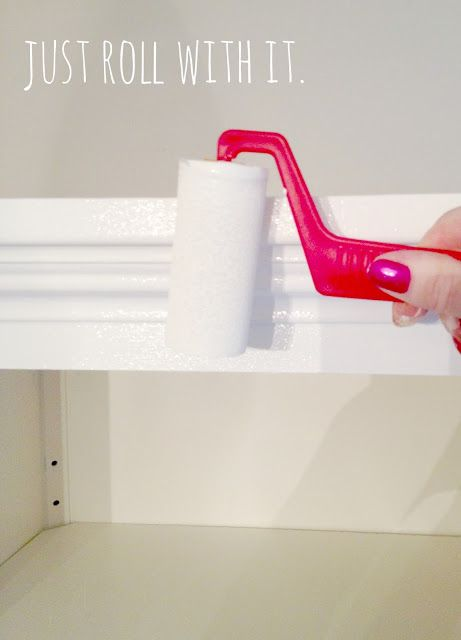 10 steps to paint your kitchen cabinets the easy way an easy tutorial anyone can paint bathroom