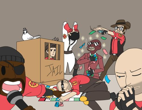 37 best Team Fortress 2 images – Tf2 Birthday Card