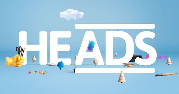 Sme ideamakeri, dizajnéri, vývojári, odborníci na sociálne médiá, accounti i marketéri. Sme reklamná agentúra HEADS.