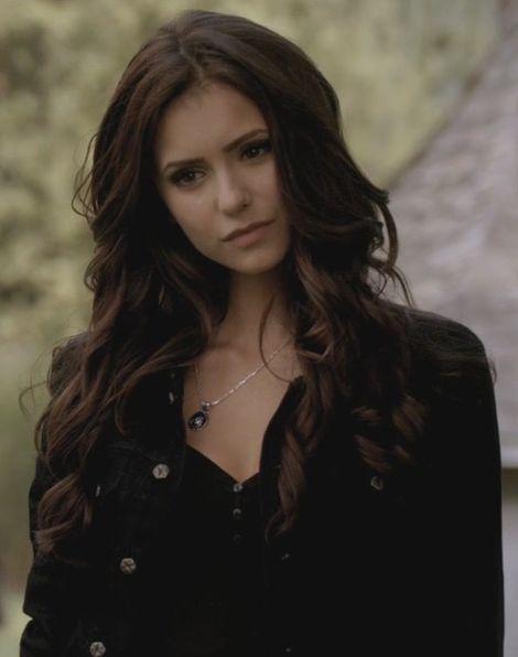 Katherine always had the best hair