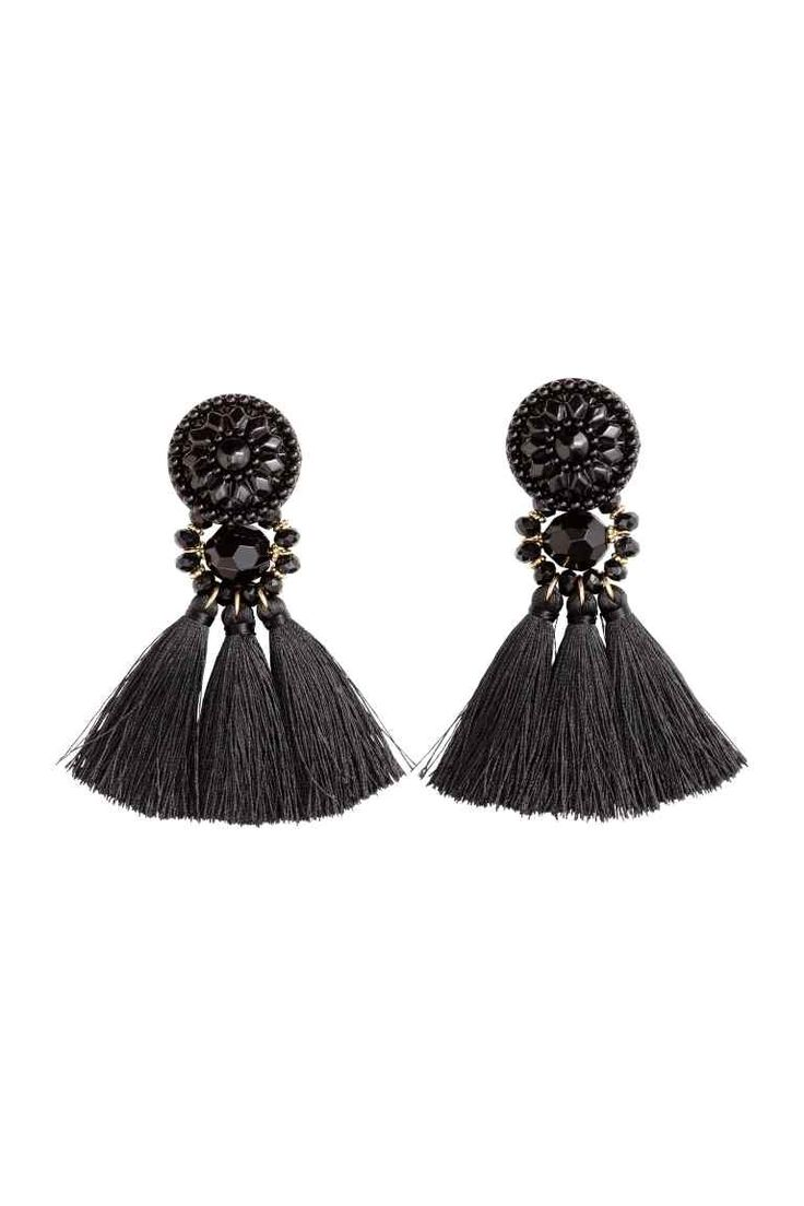 Earrings with tassels | H&M