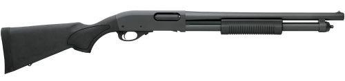 """About REM25077 Remington 870 Express Shotgun 12/18 3"""" 7RD Black Syn"""