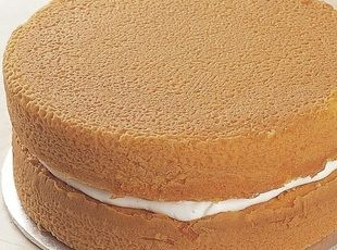 Almond Butter Cake Recipe | Cake flavors | Pinterest