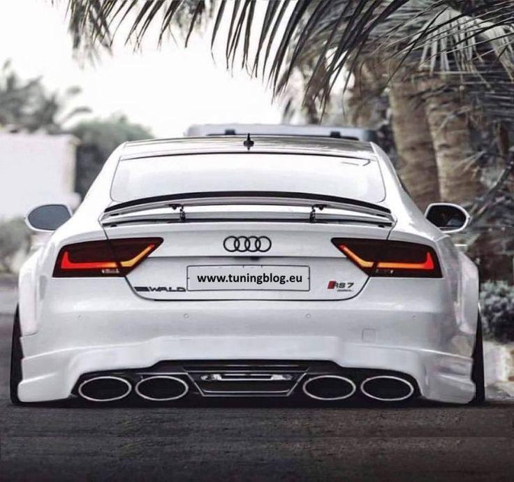 Audi Rs7 Performance WideBody