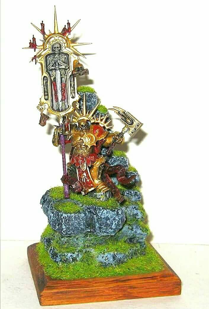 Warhammer . Lord Relictor.