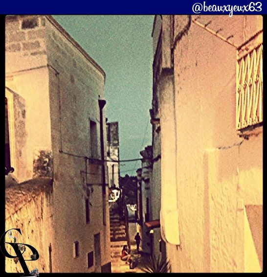 città vecchia Laterza