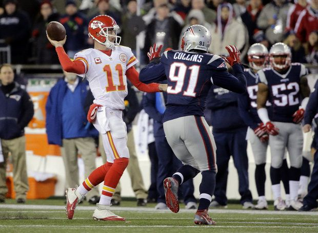 New England Patriots injury update: LB Jamie Collins (back)...: New England Patriots injury update: LB Jamie Collins (back)… #Patriots