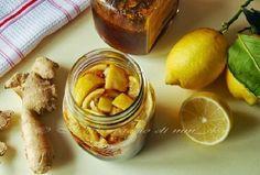 Ισχυρή θεραπεία για την γρίπη με μέλι, τζίντζερ και λεμόνι!