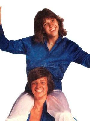 Jimmy and Kristy McNichol