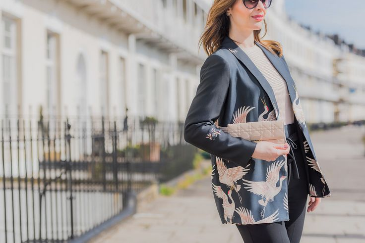 How to wear kimono jackets without looking like in the pyjama