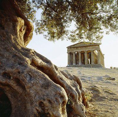 Agrigento - Sicily - Italy