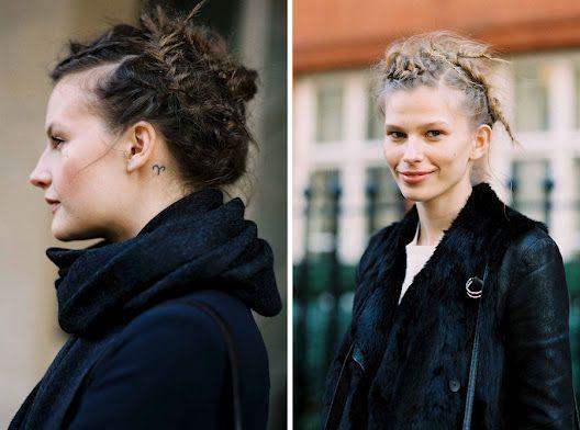 photo by Vanessa Jackman: Hair Ideas, Vanessa Jackman, Beautiful Inspiration, Hair Braids, Fun Braids, Braids Twists Weekend, Beach Hair, Weeks Aw, London Fashion Weeks