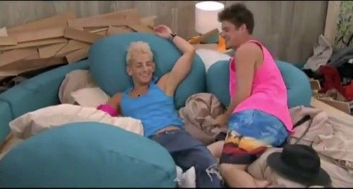 Big Brother 16 Spoilers Zach And Frankie Grande Cuddly