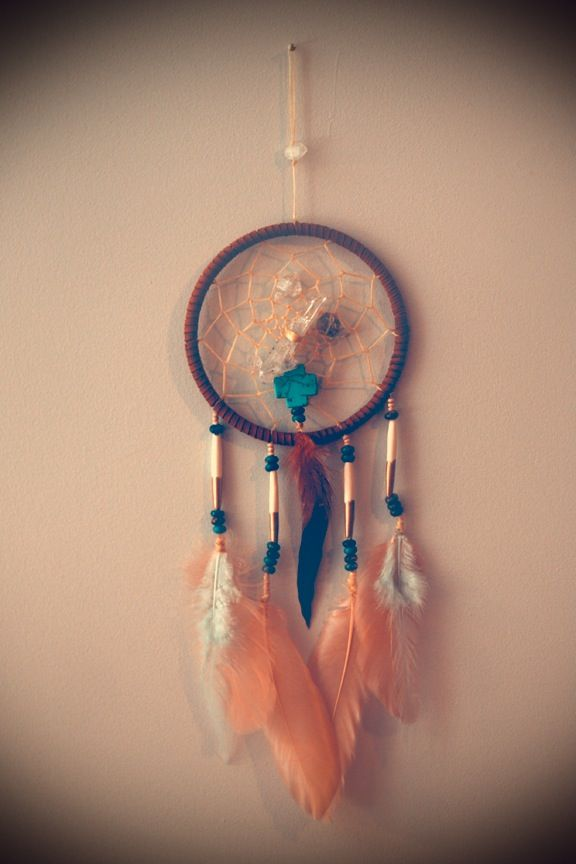 diy dream catcher instructions! I want to make one when we finally move into the new house