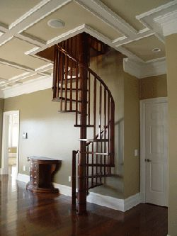 Going Up In Style: Spiral Staircases | Horner Millwork Blog