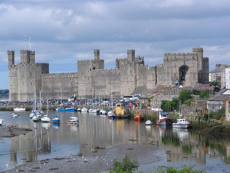 Love Northern Wales and the Castles so much I took my family there