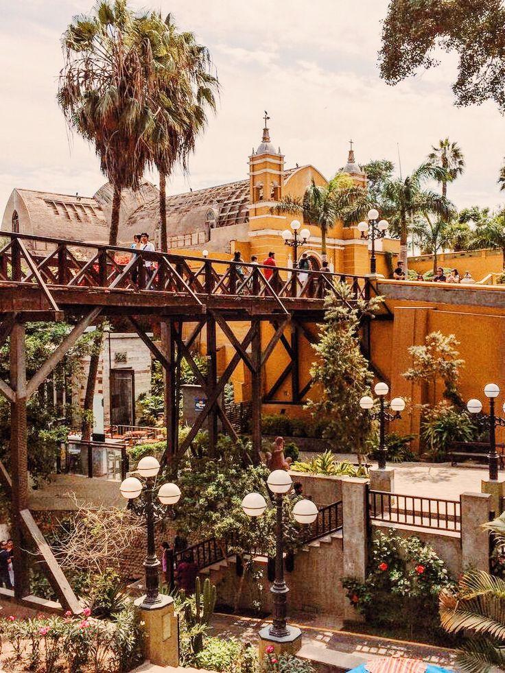 Barranco, Lima, Perú