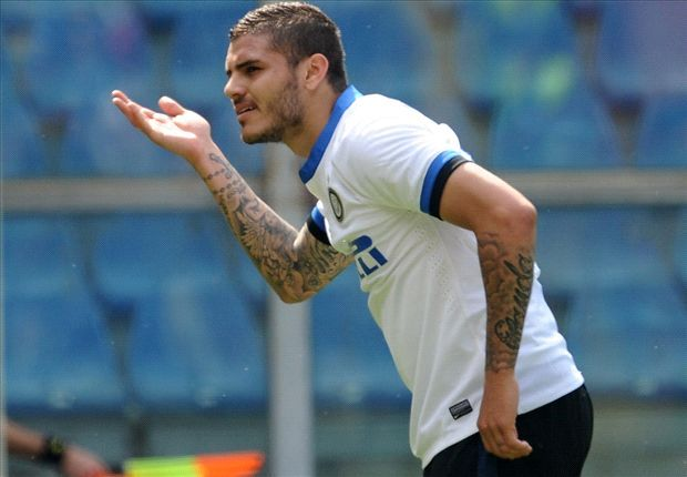 Sportvantgarde's blog. : Icardi has the potential to become a great, says M...
