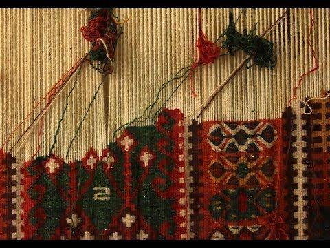Турецкие ковры ручной работы. Ушаковские ковры.