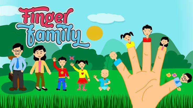 Finger Family Song of Nursery Kids || Finger Family Nursery Rhymes || Fi...
