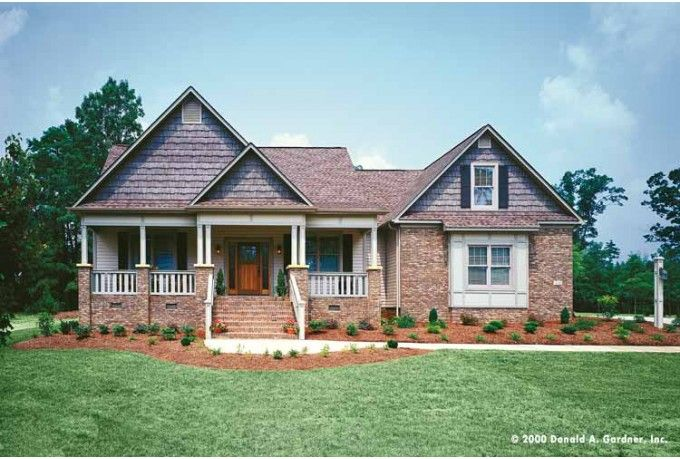 Eplans country house plan stylish and sensible 1724 for Dream country homes