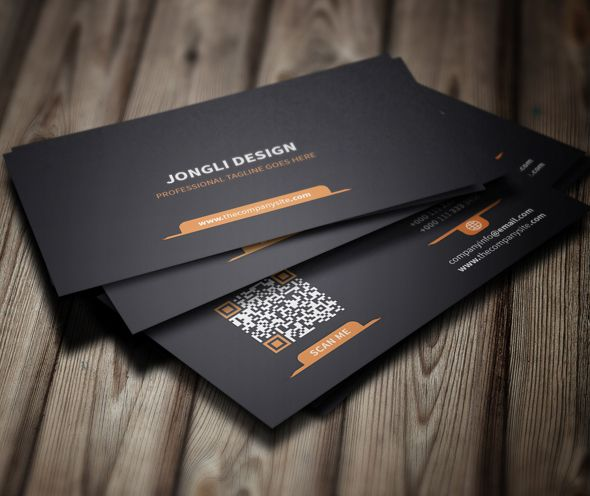 17 best business card images on pinterest business card design a very simple and clean business card for corporate use elegant and catchy look reheart Choice Image