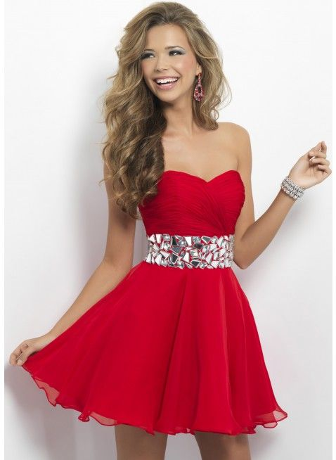 Blush by Alexia 9683 Homecoming Dress #red #reddress #homecoming2013