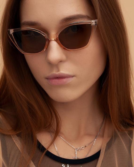 Optyl frames eyeglasses Oval cat eye mod retro sunglasses Optical 90s designer e… – Brillen Modelle