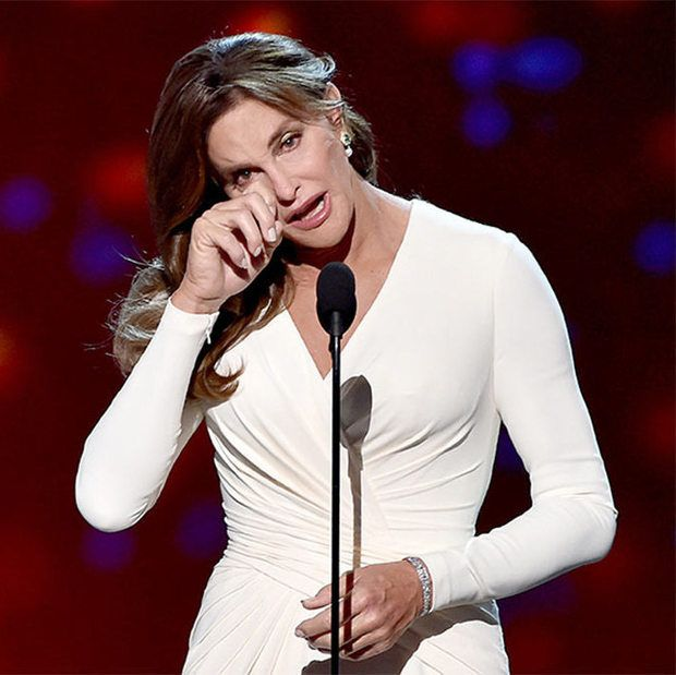 Caitlyn Jenner writes about her 'amazing night' at the ESPY awards