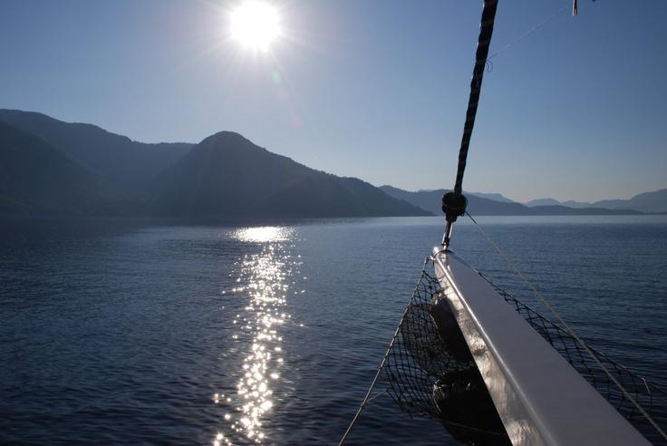 Blue Cruise, Turkey