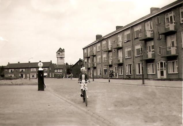 Vechtstraat 1957