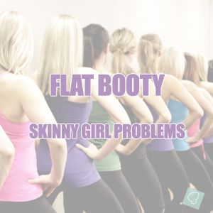 Skinny Girl Problems  LOL  Never had that issue myself. Want some of mine? -SL