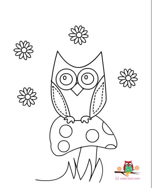 26 best Adult Coloring images on Pinterest Coloring pages, Adult - copy coloring pages of cartoon owls