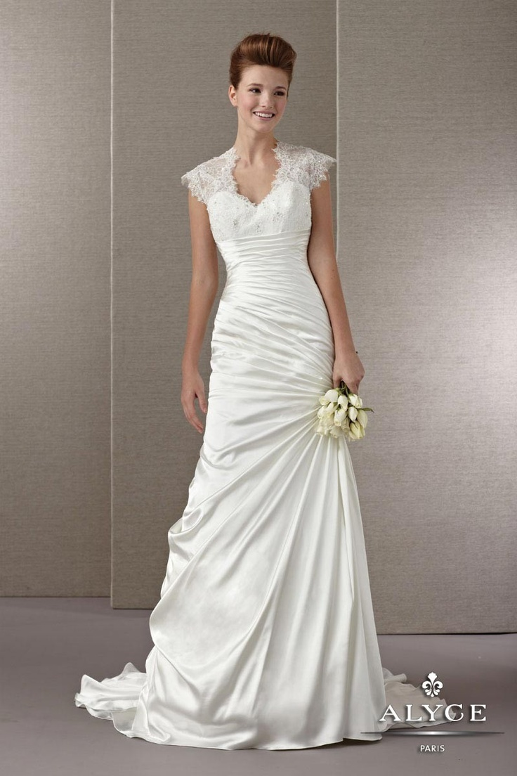 128 best Alyce Paris Bridal Designs images on Pinterest | Short ...