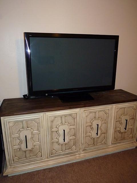 ikea dresser turned tv stand. Black Bedroom Furniture Sets. Home Design Ideas