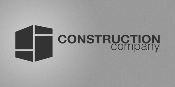 Construction Company Logo & Brand by Brett Garwood, via Behance
